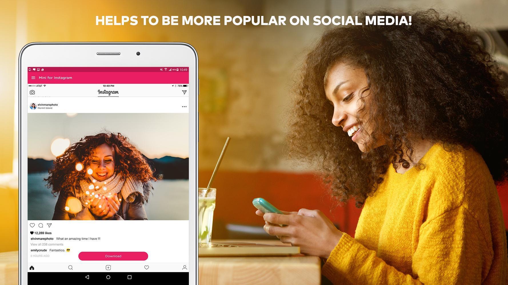 Repost App for Instagram - Online Story Downloader for