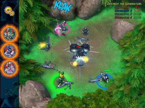 Power Rangers screenshot 3