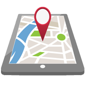 GPS Navigation Places icon