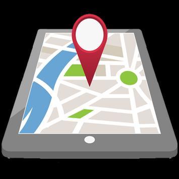 GPS Navigation Places poster