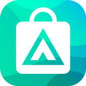 Apps: Play Store with Apps Only icon