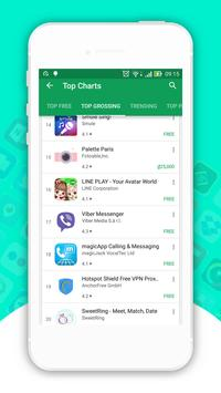 Apps: Play Store with Apps Only apk screenshot