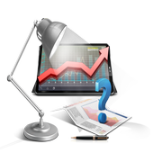 재무제표평가 지표계산기 [기업컨설팅,자금조달,정책자금] icon