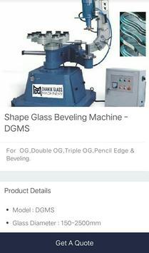 Dhanik Glass Machinery screenshot 1