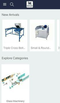 Dhanik Glass Machinery screenshot 2