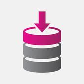 hol cloud storage icon