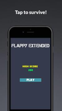 Flappy Extended poster