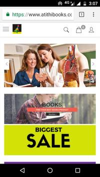 ATITHI MEDICAL BOOKS PRIVATE LIMITED poster