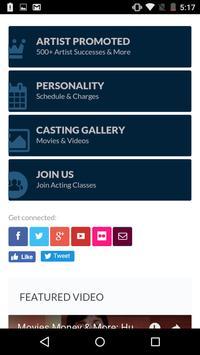 Talent Agency apk screenshot
