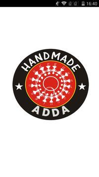 Handmade Adda poster