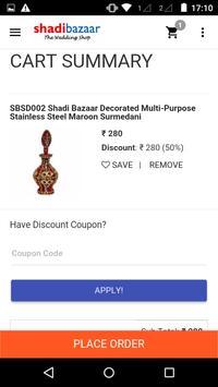 ShadiBazaar apk screenshot