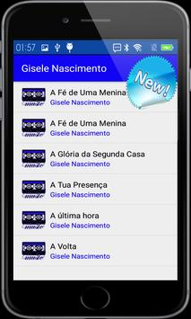 Michelle Nascimento Song apk screenshot