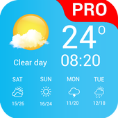Weather Forecast Pro (Radar Weather Map) v2.5.6 (Full) (Paid) (12.83 MB)