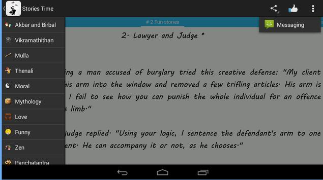 Stories Time apk screenshot