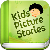 Picture Stories For Kids: Children Story Book icon
