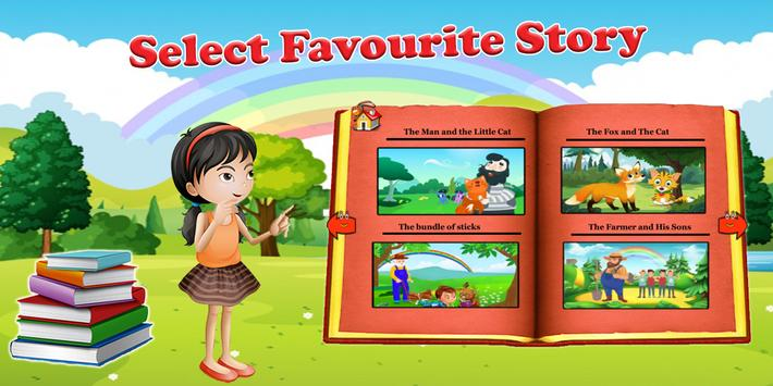 Picture Stories For Kids: Children Story Book poster