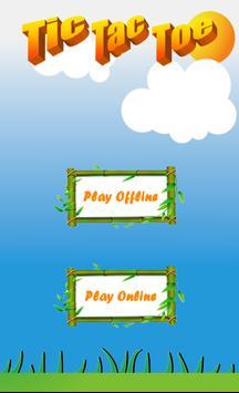 Tic Tac Toe + | Online Game poster
