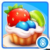 《甜点物语 2:甜品店游戏》 图标