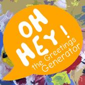 OHHEY Greetings Generator FREE icon