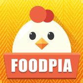 Foodpia Tycoon icon