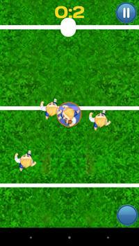 Rugby Team Player Pass & Score apk screenshot