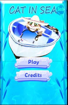 Game Seas Cat poster