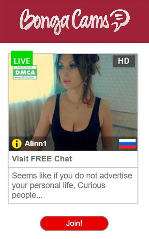 Bongacams for Android - APK Download