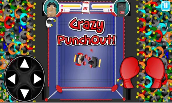 Crazy PunchOut screenshot 2