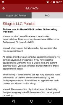 Stlogics Transportation User screenshot 4