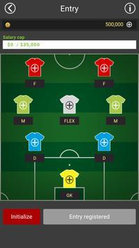 Fantasy Football Live - Free apk screenshot
