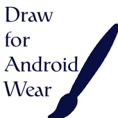 Draw for Android Wear icon
