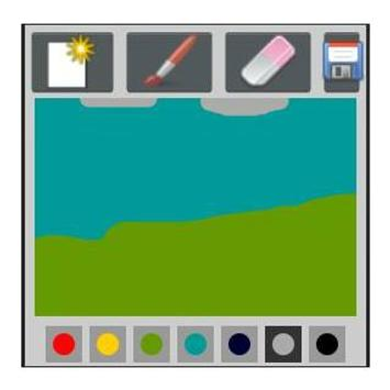 Draw for Android Wear apk screenshot