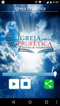 Igreja Profética Missões de Avivamento poster