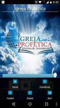 Igreja Profética Missões de Avivamento apk screenshot