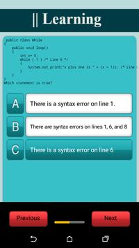 Parallel Learning (C++, Core Java, C#) apk screenshot
