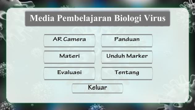 Media Pembelajaran AR Virus screenshot 1