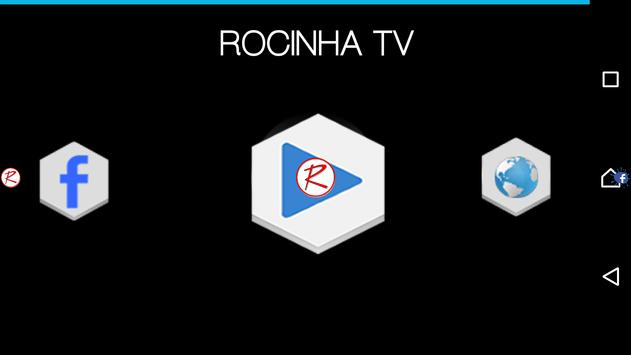 ROCINHA TV poster