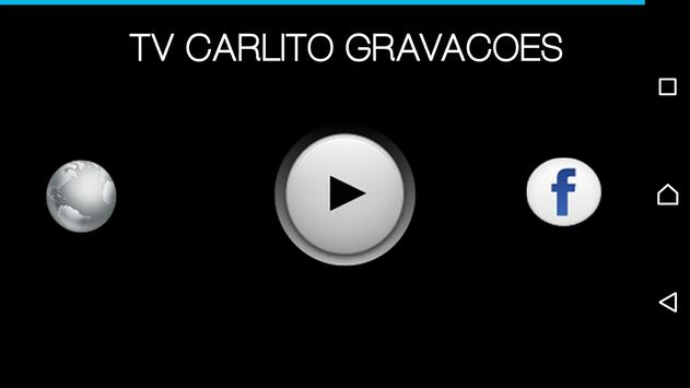 TV CARLITO  GRAVAÇÕES apk screenshot
