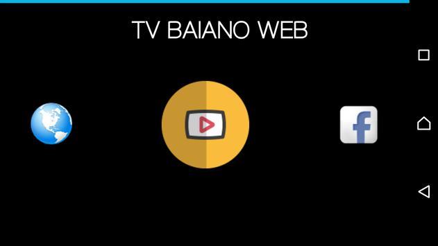 tv baiano web poster