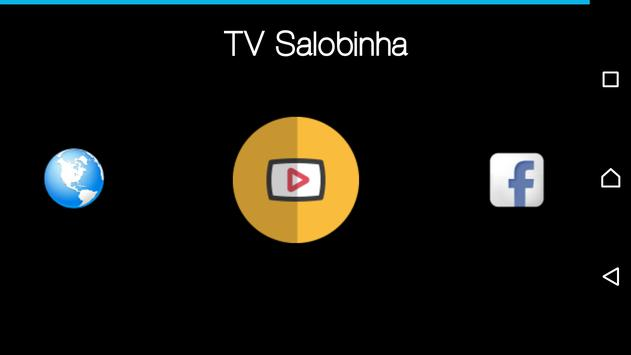 TV Salobinha apk screenshot