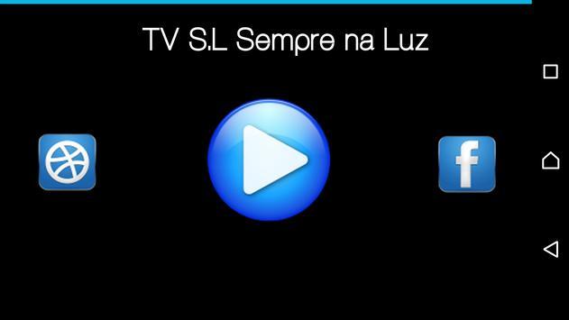 TV SL Sempre na Luz apk screenshot