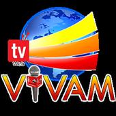 Vivam Web TV icon