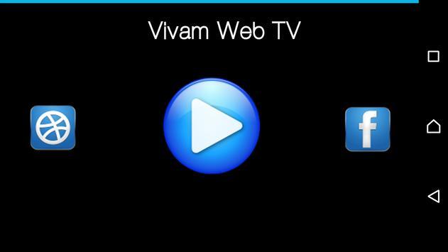 Vivam Web TV poster