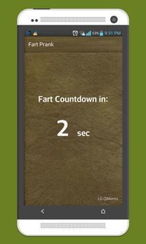 Fart Sound Prank screenshot 1