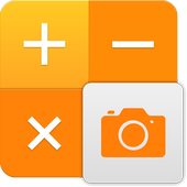 Smart Calculator – Take Photo to Solve Math 圖標