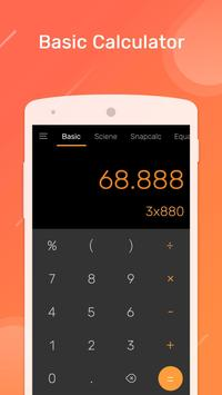 Smart Calculator – Take Photo to Solve Math 海報