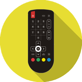 Smart TV Remote Simulation icon