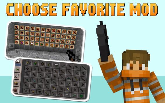 Gun Mods for Minecraft screenshot 4