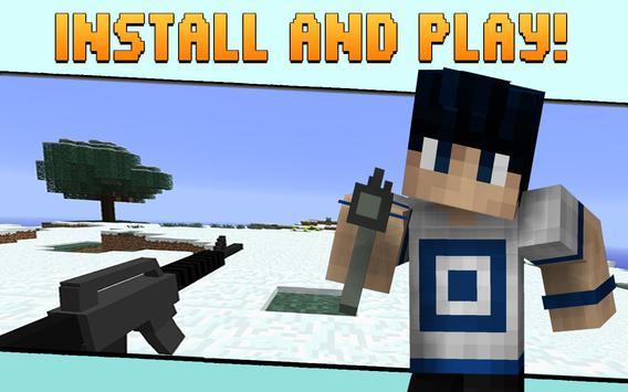 Gun Mods for Minecraft screenshot 5
