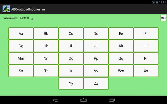 ABC OutLoud Indonesian screenshot 3
